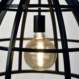 Hanglamp Lift - Zwart - Metaal_