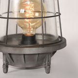 Tafellamp Seal - Burned Steel - Metaal_