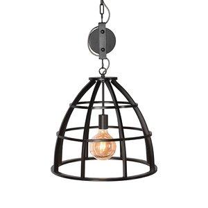 Hanglamp Fuse - Zwart - Metaal