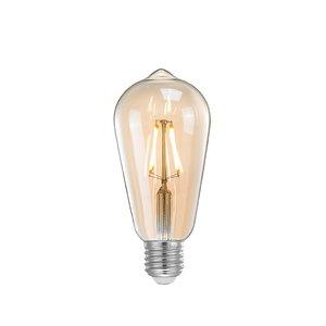 Lichtbron Led Kooldraadlamp Peer - Glas