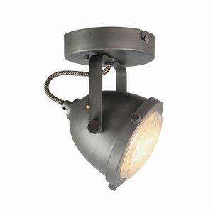 Spot Moto - Burned Steel - Metaal - 1 Lichts