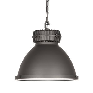 Hanglamp Heavy Duty - Burned Steel - Metaal