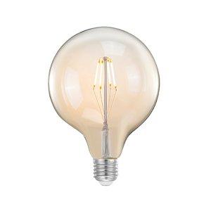 Lichtbron Led KooldraadlampBol - Glas - XL