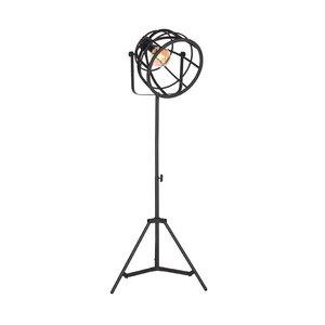 Vloerlamp Fuse - Zwart - Metaal