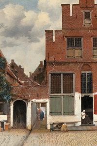 Little street of Vermeer