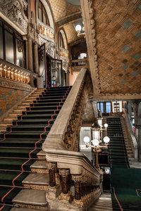 Palau Stairs