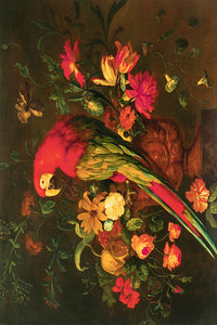 Parrot and Flowersers