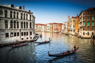 Old fashioned Venice