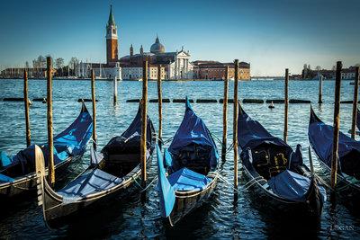 Venice Gondola Day, CLR