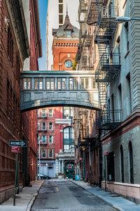 Spruce Street standing