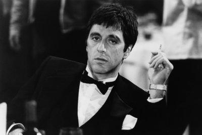 Al Pacino cigarette