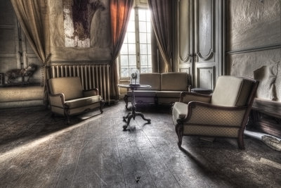 Livingroom with Armchairs