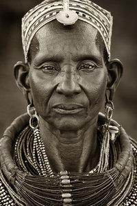 Ngurunit Samburu woman
