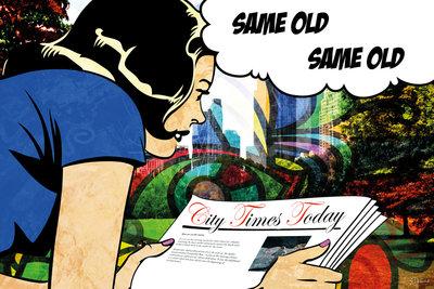 Same Old...